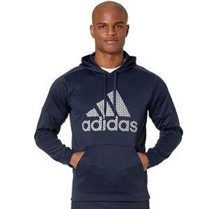 NEW Adidas Badge of Sport Hoodie
